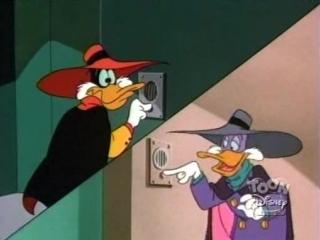 Черный Плащ 1 сезон 21 серия / Darkwing Duck 1x21 (1991 - 1995) Утки правосудия (часть 2)