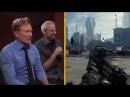 Call of Duty: Advanced Warfare | Глупенький геймер Конан О'Брайен | Русская озвучка