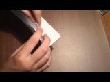 Как сделать простой кораблик из бумаги оригами