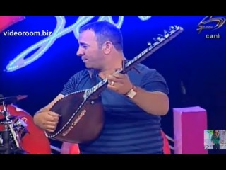 Aşıq Mübariz - Ruhani döndərməsi - ���� ������� - Sevimli Şou 29.07.2013