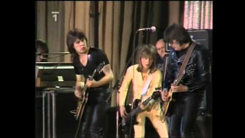 Suzi Quatro live in Praha (Czech rep) 1979 full concert » Freewka.com - Смотреть онлайн в хорощем качестве