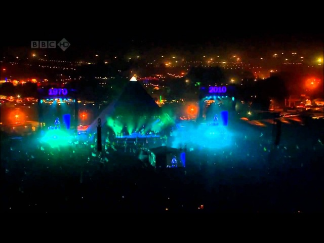 Muse - House of the rising Sun (Live at Glastonbury 2010) (HD)