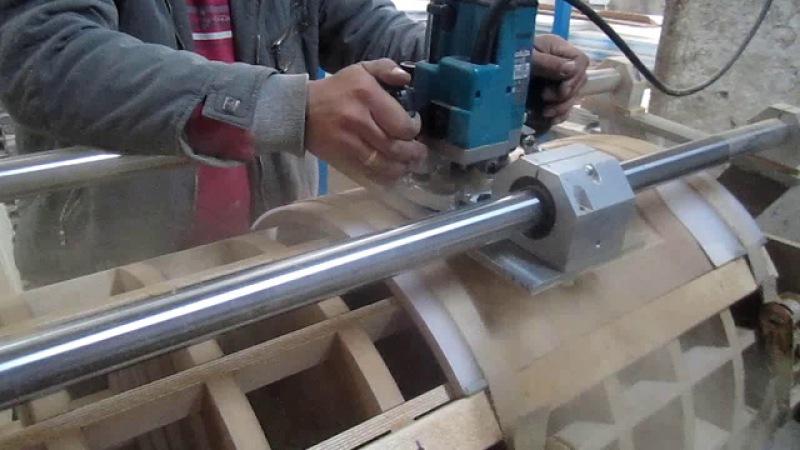 Изготовление станков по дереву своими руками