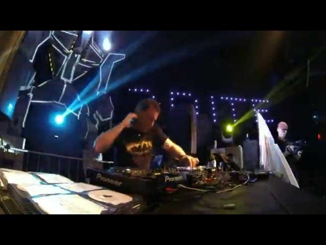 DJ APHRODITE - Let It Roll on tour live @ MMC - Bratislava 08.03.2014