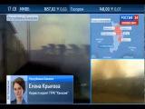 Пожар в Хакасии, новости на 17:00. Сгорели 300 домов.