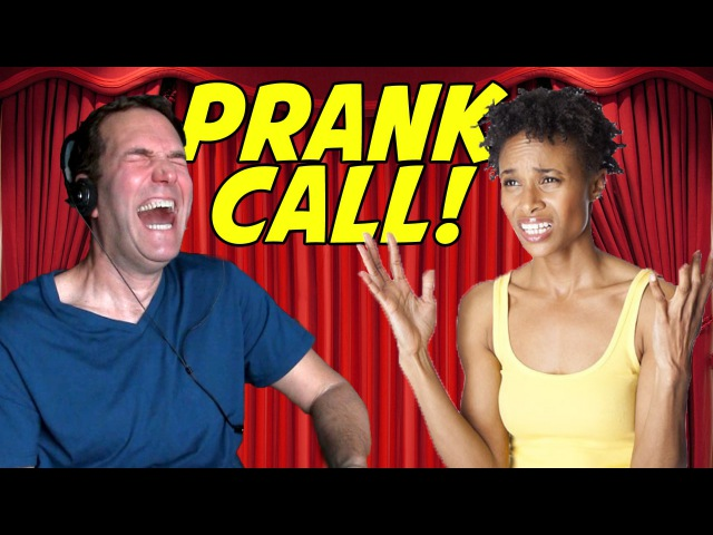 MediocreFilms - EPIC MOVIEFONE VOICE PRANK CALL!