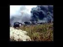 Грузия Осетия война 08 08 2008 Русские миротворцы под обстрелом