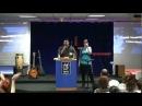2012 09 01 Конференция исцеления с М. Кристи в Кельне