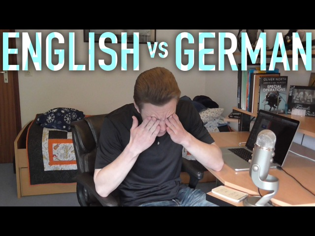 Life in Germany - Ep. 42: English vs. German