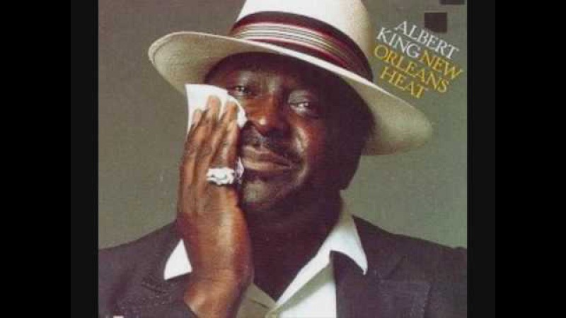 Albert King - As The Years Go Passing By