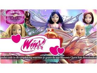 Winx Club - Bloomix Quest Wedstrijd