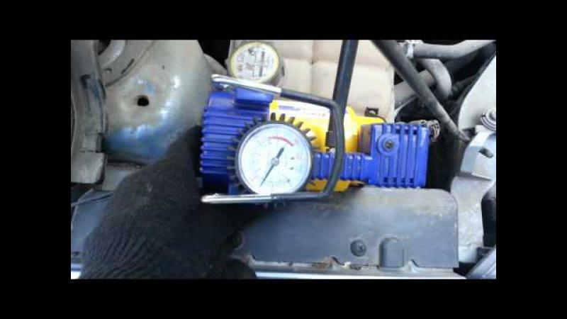 Чистка инжектора форд фокус 2 своими руками видео