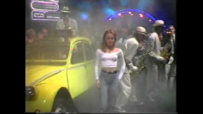 Vanessa Paradis Joe Le Taxi Roxy TV Show