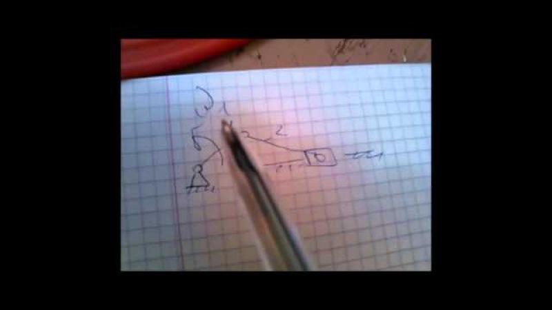 тмм - план скоростей (Теория механизмов и машин)
