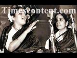 M.S.Subbulakshmi - Mallika Bone -Bengali