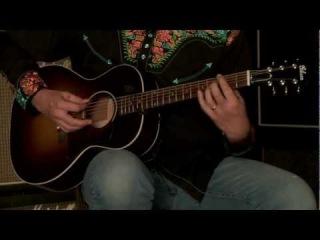 SOLD •Gibson Montana Blues King • SN: 10312051