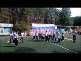 V городской фестиваль загородных оздоровительных лагерей «Новая звезда - 2015», лагерь Чайка