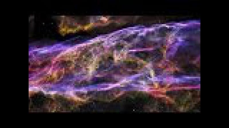Vibrant Gaseous Ribbons The Veil Supernova Remnant