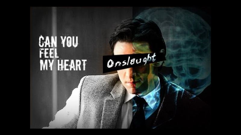 Onslaught [Dark!Charles AU] | can you feel my heart 1000