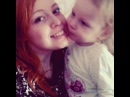 """💙 VICTORIA KOROTKOVA on Instagram """"Когда мы с подругой родили в один день, мы мечтали, что наши девочки вырастут и будут вот так делать поцелуйки 😘 и говорить мама 😌 Как…"""""""