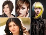 Стрижки для круглого лица -  10 трендов 2016 \ Haircuts for round face 2016