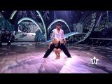 Танцы со звездами 2015. Ирина Пегова - Андерй Козловский (Румба)