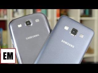 Samsung Galaxy A3 vs Galaxy S3 Neo ita da EsperienzaMobile