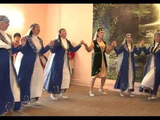 Амшенский танец SALAMA