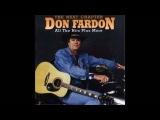 Don Fardon ~ Indian Reservation (1968)