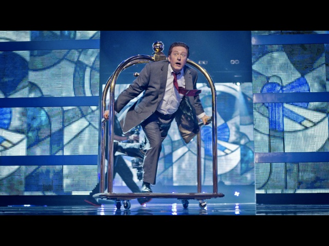 Rowland Rivron dances to 'Weapon of Choice' - Let's Dance for Sport Relief 2012 - BBC One