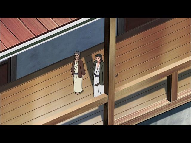 Наруто 2 сезон 390 серия Сёстры Хьюга ~ Неизменная судьба Часть 2 Озвучка Rain Death