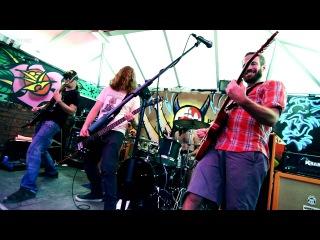 Ten Foot Wizard - I miss the sex. Riff Fest, Alma Inn, Bolton UK : 23-Aug-2014