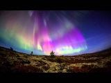 Полярное сияние 13.09.2014 (Aurora Borealis 2014) HD