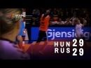 Last-gasp equaliser for Russia | EHF EURO 2014