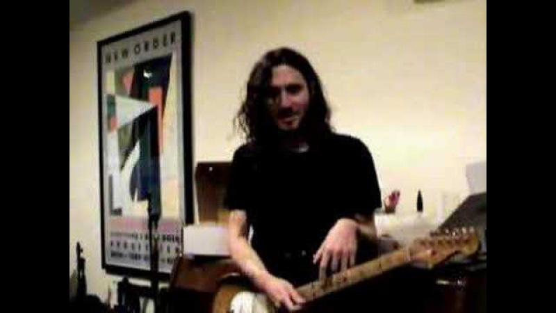 John Frusciante - Dani California (Part 2)