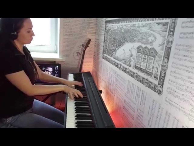 Король и Шут - На краю (Последния ария Тодда) - PIANO COVER