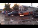 Страшная авария в Саратове 24.06.2013.