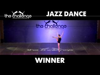 Winner Jazz Solo Adult | Anastasiya Gladun | The Challenge 2015