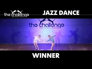 Winner Jazz Duo Adults | Nina Kolesnikova & Yana Meleshko | The Challenge 2015