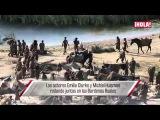 СЪЕМКИ: Эмилия Кларк на съемках 6 сезона «Игры Престолов» в Испании