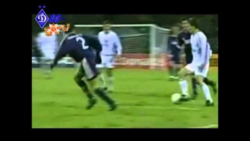 1/4 ЛЧ 1998/1999 Динамо Киев-Реал 2-0 - Ответный Матч