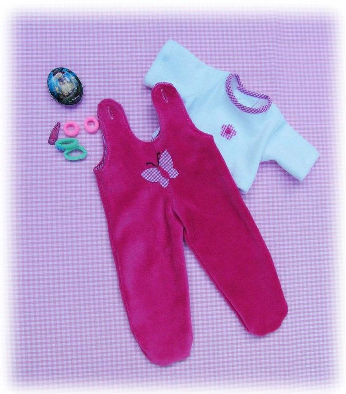 Шитье для кукол беби бон своими руками фото 5