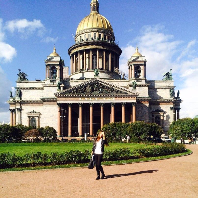 Анна Антонова | Санкт-Петербург