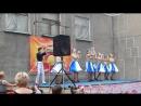 Танец Мамба Коллектив Виноградинки