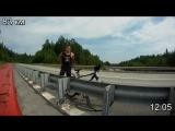 Велопробег: г.Екатеринбург - с.Новобелокатай(22.06.2015)