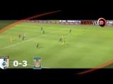 Queretaro vs Tigres 1-3 Goles Resumen Jornada 15 Clausura 2015 Liga MX