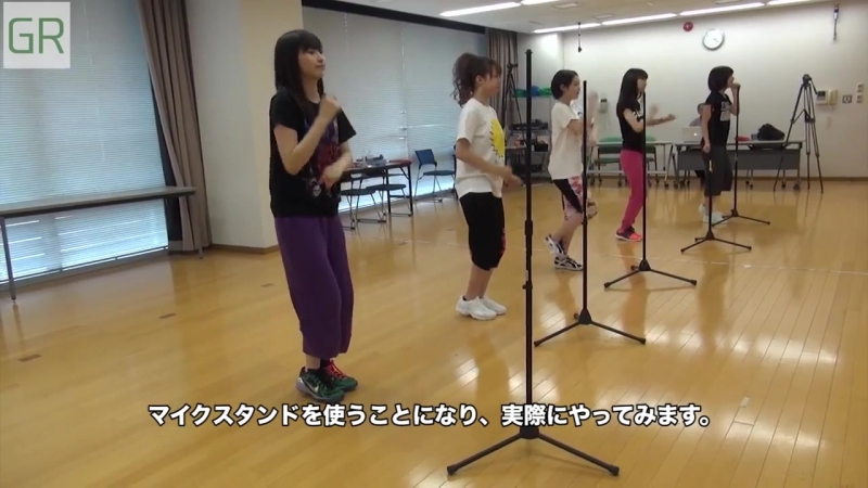 BST Juice=Juice 'Umareteta no Baby Love' Rehearshal for Live Mission 220 ~Code1 Begin to Run~