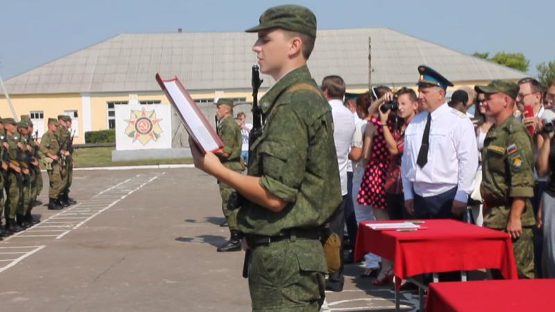 ♥Любимый солдат♥ Присяга г. Орел 8.08.2015г. Моя гордость♥