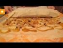 Грушевый штрудель от Мармеладной Лисицы Штрудель с яблоками или грушами