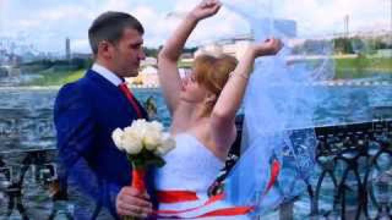 Свадебное слайд-шоу Ризиля и Гулюзы, Ижевск 2015